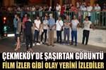 Çekmeköy'de zincirleme trafik kazası