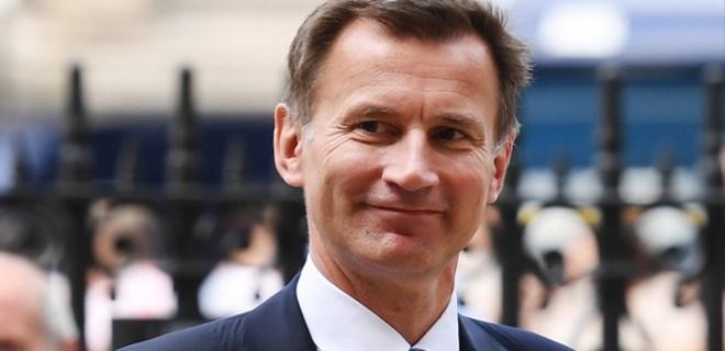 İngiltere'nin yeni Dışişleri Bakanı