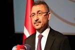 Başkan Yardımcısı Fuat Oktay'dan ilk açıklama