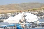 Aktuzla'da günde 120 ton tuz üretiliyor!