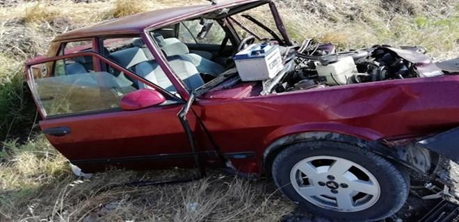 Kahramanmaraş'ta kan donduran trafik kazası!