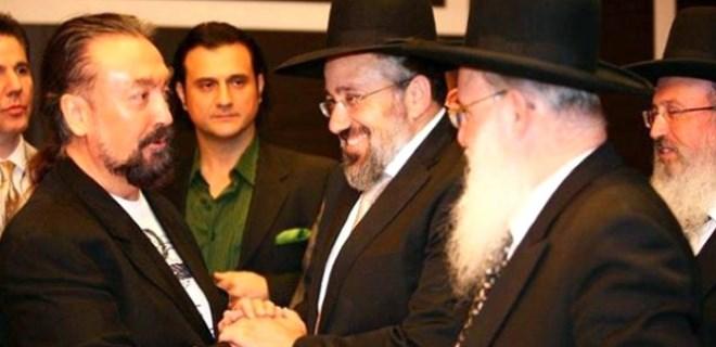 Adnan Oktar, devlet sırlarını İsrail'e mi aktardı?