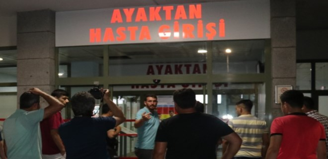 Arnavutköy'de 100 kişi hastanelik oldu!