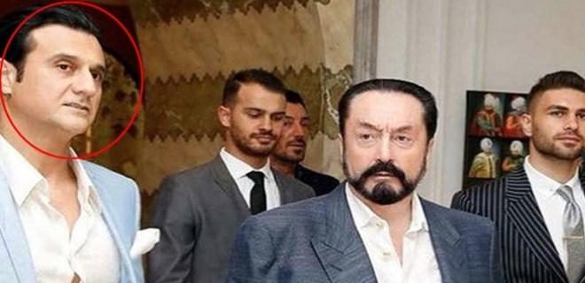 Adnan Oktar'ın iki numaralı adamı gözaltına alındı