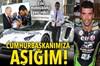 Sofuoğlu, takım elbiseye alışmaya çalışıyor. Kendisine slogan bulmuş: 'Gençlerin, sporcuların vekil...
