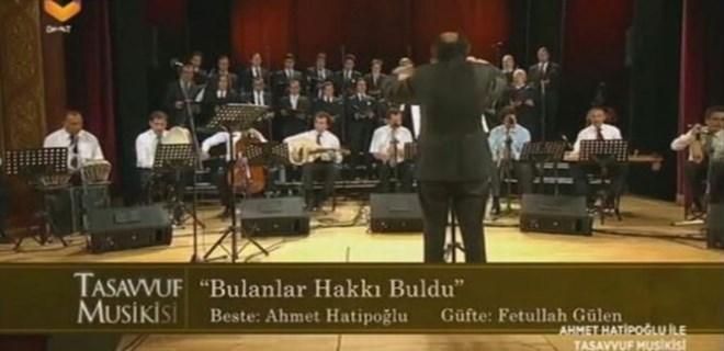 TRT'de Fethullah Gülen skandalı!