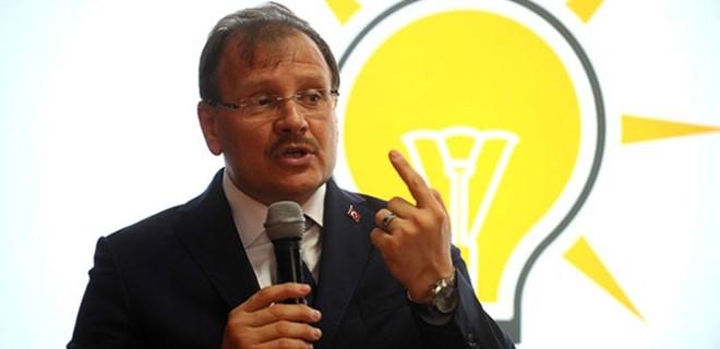 Hakan Çavuşoğlu, İnsan Hakları İnceleme Komisyonu Başkanı oldu