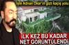 Adnan Oktar'ın Kandilli'deki villasının gizli kaçış yolu havadan görüntülendi.