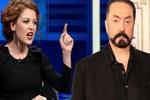 Nagehan Alçı'dan çok konuşulacak Adnan Oktar iddiası!