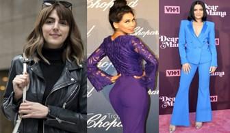 Ünlü yıldızlar Türk tasarımcıdan giyiniyor