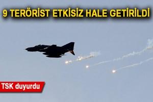 TSK duyurdu: