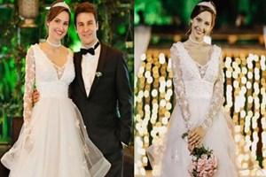 'Yeni Gelin' Jessica May evlendi