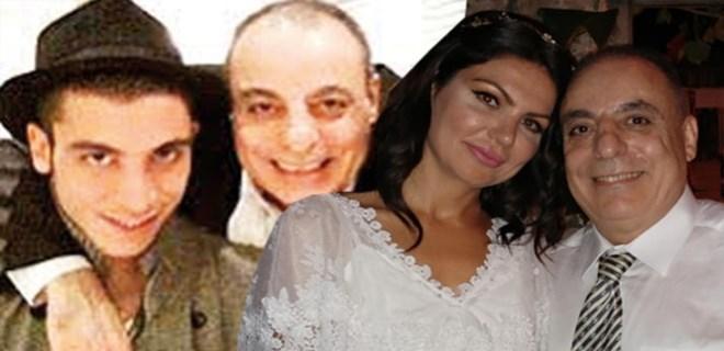 Can Bonomo'nun babası, oğlundan önce evlendi!