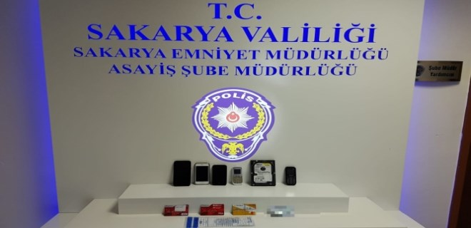 1 milyon TL'lik vurgun yapan dolandırıcılar yakalandı!