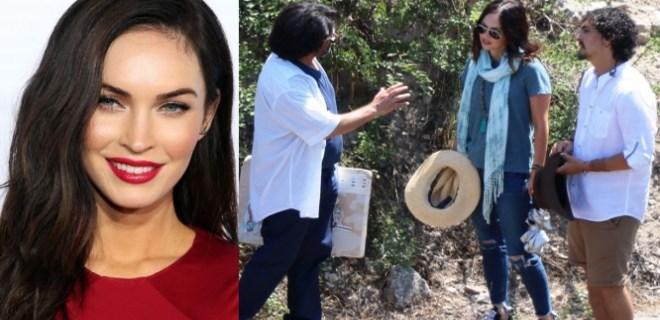 Dünya starı Megan Fox, Çanakkale'de