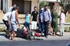 Balıkesir'in Ayvalık ilçesinde meydana gelen kazada 1 kişi hayatını kaybetti, 1 kişi yaralandı.