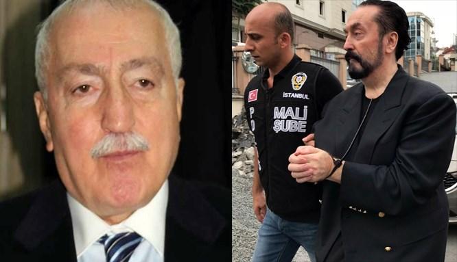 Adnan Oktar'ı 1999'da savunan siyasetçi kim çıktı?