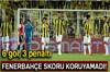Fenerbahçe, yeni sezon hazırlıkları kapsamında Ülker Stadyumu'nda karşılaştığı Hollanda ekibi...