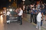 Kırıkkale'de iki otomobil kafa kafaya çarpıştı!