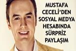 Mustafa Ceceli'den flaş Instagram paylaşımı