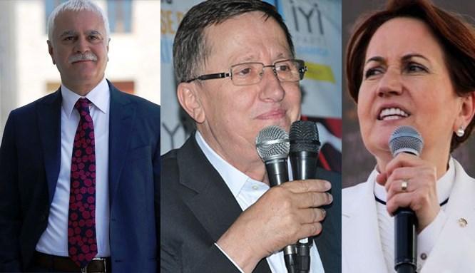 İYİ Parti cephesinden flaş açıklamalar