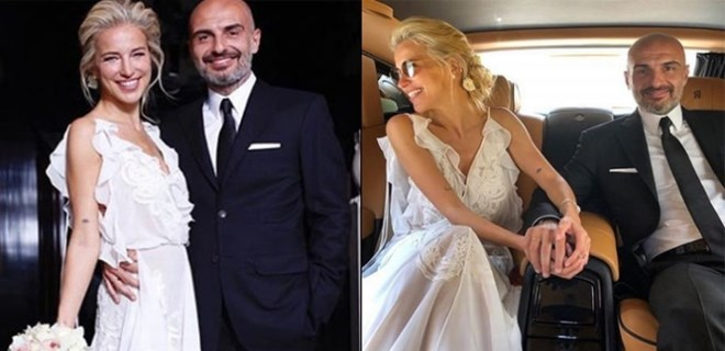 Burcu Esmersoy'a 'kilo kaybettiren' evlilik