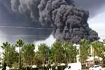 Antalya'da fabrikada büyük yangın