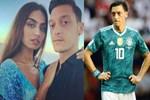 Amine Gülşe'den Mesut Özil'e büyük destek