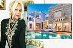 Ajda Pekkan'dan villa fiyatına dekorasyon!