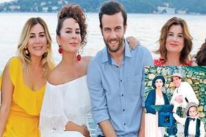 Demet Sağıroğlu ve Batuhan Aydar 23 yıl sonra buluştu