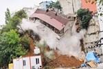 Sütlüce'de yıkılan binanın yanındaki otel Arda'nın çıktı!