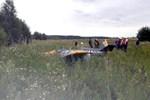 Rusya'da, uçak düştü: 2 ölü