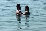 Asena ve eşi Hasan Dere'nin tatil keyfi