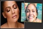 Jennifer Lopez'den yeni yaşa egzotik kutlama