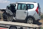 Başkent'te feci trafik kazası!