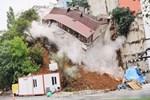 Sütlüce'deki çöken binayla ilgili teknik rapor
