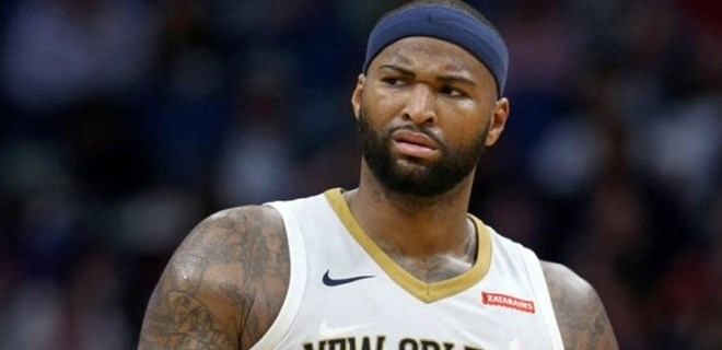 Golden State Warriors'tan DeMarcus Cousins hamlesi!