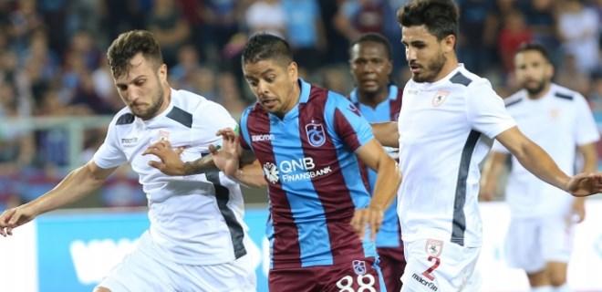 Trabzonspor: 3 - Samsunspor: 0