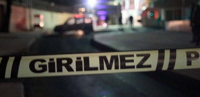 Polis merkezinde kan donduran cinayet