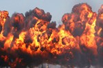 Afganistan'da dehşet veren bombalı saldırı!