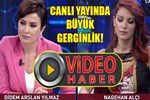 Nagehan Alçı - Didem Arslan Yılmaz gerginliği!