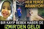 İzmir'de anneanne ve 1,5 yaşındaki torunu bulundu!