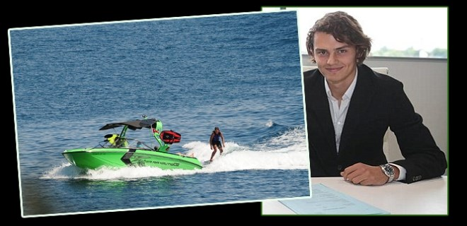 Enes Ünal sörf mağduru oldu