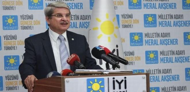 İYİ Parti Sözcüsü Çıray: