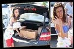 Hayranlarıyla karşılaşan Yıldız Tilbe bagajını açtı!