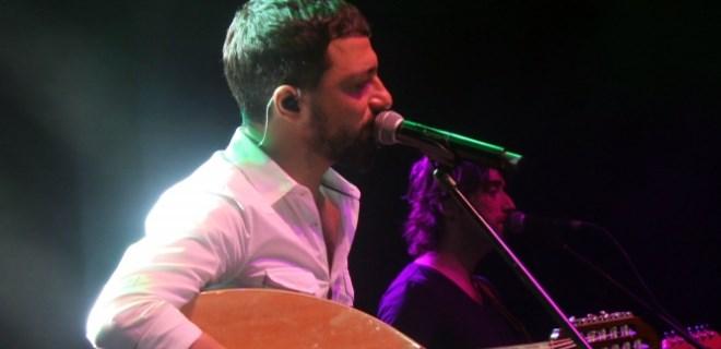Mehmet Erdem Kocaeli'nde sahne aldı