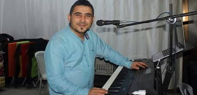 Genç müzisyen kalbine yenildi