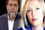 Berna Laçin'den Ahmet Hakan'a 'münasebetsiz' yanıtı