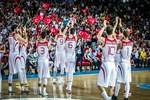 A Milli Erkek Basketbol Takımı, 1 basamak yükseldi