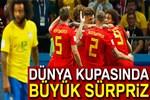 Dünya Kupasında büyük sürpriz!